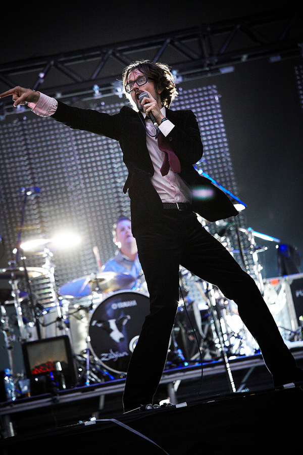 Jarvis Cocker, Pulp, 2011